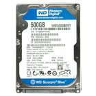 2.5-дюймовый HDD Western Digital 500 GB WD5000BEVT