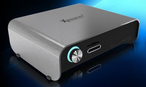 Новый проигрыватель Xtreamer Prodidgy на Realtek 1185DD +