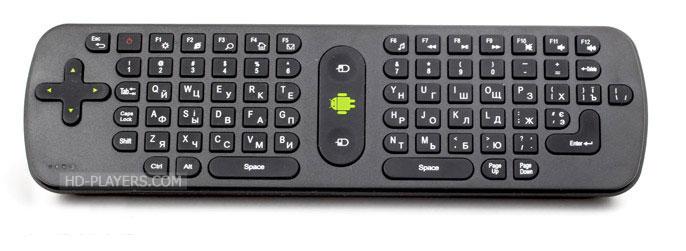 Smart TV Qwerty - клавиатура